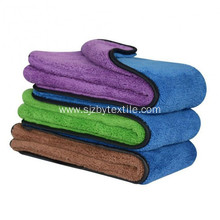 Microfiber Coral Fleece 1000gsm Washing Cloth Towel