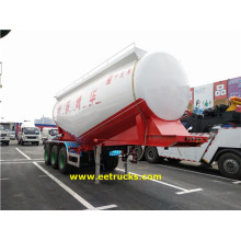 50CBM 35T Powder Tanker Opleggers