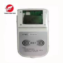 compteur d'eau prépayé IC sans fil pour le système de contrôle automatique de l'eau