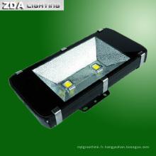 Lumière d'inondation extérieure de 100W LED