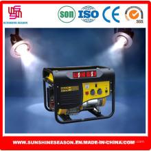 Generador de gasolina 3kw para uso doméstico y al aire libre (SP55000)