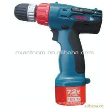 Broca da ferramenta elétrica BC7RL 7.2V BX7001 1.5AH NI-CD