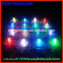 электронные чай свет свечи