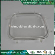 Kundenspezifische hochwertige Form Kunststoff transparente Optik Schimmel machen