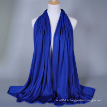 Direct from China factory vente chaude hijab en jersey massif