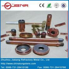 Tungsteno W60cu40 contacto eléctrico con ISO9001 de Zhuzhou Jiabang