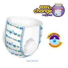 Super Soft Pull UPS Baby Diaper with Disposal Tape