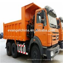 Beiben 6x4 11.5 ton camión de volteo NG80B 2529KQ