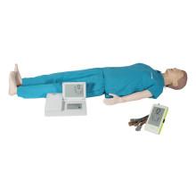 Manequim de treinamento humano em CPR humano para venda