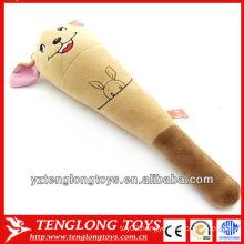 Soft cartoon mouse plush massage sticks