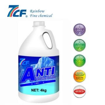 -50℃ antifreeze fluid