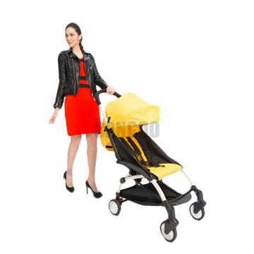 Europe Style Linked Brake Luxury Baby Strollers for Newborns baby