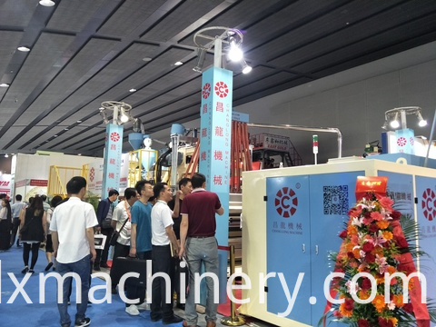 lldpe film making machine