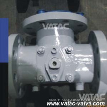 Cast Steel and Forged Steel Jacketed Plug Valve