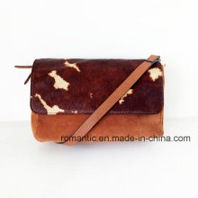 Agora Model Fashion Lady Fur Leather Handbags (NMDK-052301)