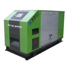 Groupes électrogènes diesel à insonorisation (20-500kVA)