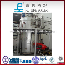 Lsk Vertical Ship Steam Boiler