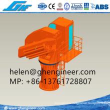 5 тонн 20 м вынос дистанционного управления складной бугельный кран