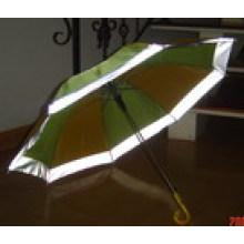 Reflektierender Regenschirm für Kinder.