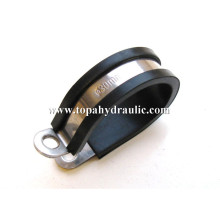 Big discounting for Stainless Steel Hose Clamps High pressure P type carbon hose clamp supply to Qatar Supplier
