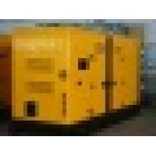 Tipo silencioso diesel 450kVA máximo do dossel do grupo de gerador de 410kVA 328kw CUMMINS