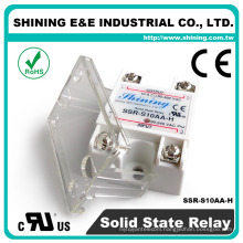 SSR-S10AA-H Single Phase 10A Electrical Different Type Of SSR Relay