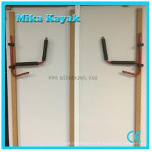Steel Kayak Canoe Armas Almacenamiento Wall Hanger Removible