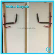 Steel Kayak Canoe Arms Storage Wall Hanger Removable