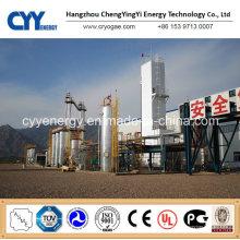 Usine de gaz naturel liquéfié et de haute qualité