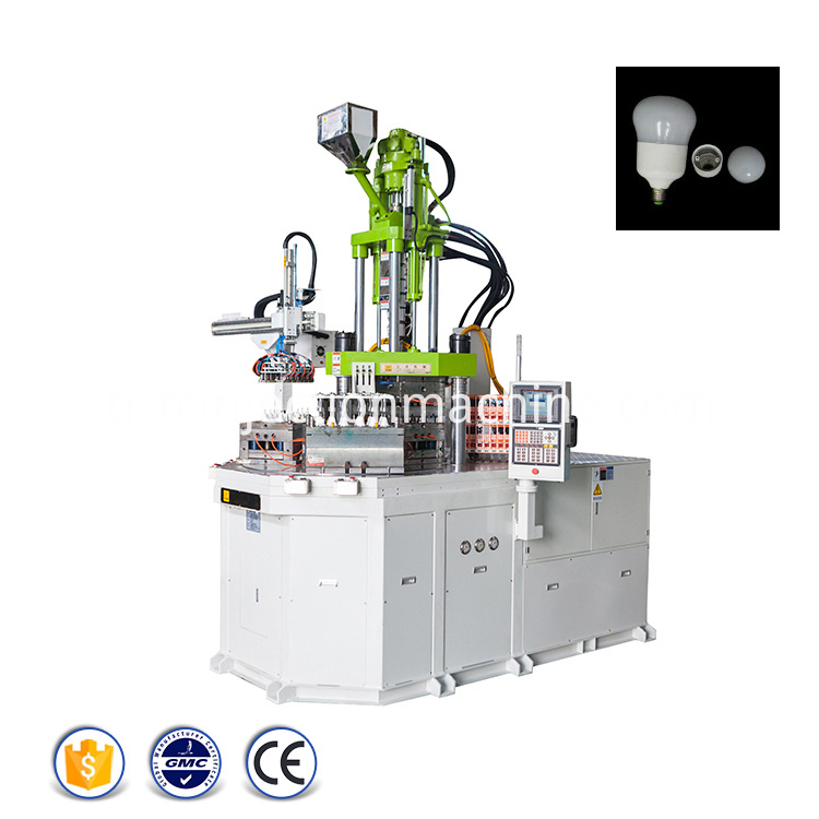 Lamp Cup Plastic Injection Moulding Machine