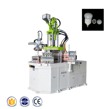 Machine rotative de moulage par injection de support de lampe LED
