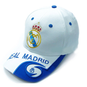Cotton embroidery football players caps sports cap wholesale