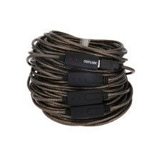 40 метров (120 футов) Активный удлинительный кабель USB 2.0
