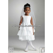Ball Gown Princess Cheap Flower Girl Dress of 9 Years Old Lovely Flower Girl Dress for Wedding