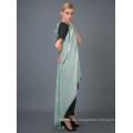 35% Baumwolle 65% Polyester Garn Dye Schal für Damenmode