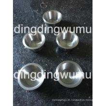 Cadinho de tungstênio puro de alta densidade para vácuo revestimento PVD