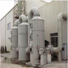 torre de depurador Venturi a chorro de fibra de vidrio FRP GRP