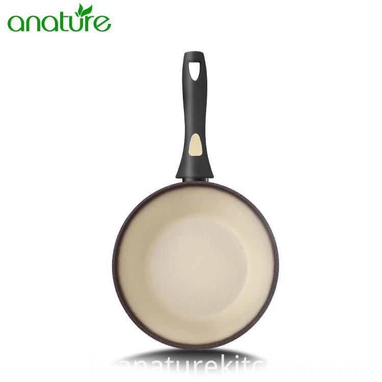 Best Shot Blasting Forged Fry Pan Cookware