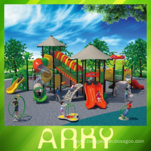 2014 latest outdoor and indoor playground equipment