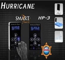 Newest Smart Touch Screen HP-3 Hurricane Tattoo Power Supply