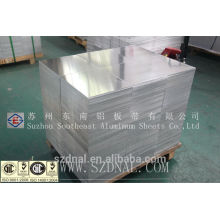 Rotina laminada a quente 3003 H14 fabricante de chapa de alumínio fino