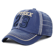 3D bestickte Baumwolle Twill Men Fashion Baseballmütze (YKY3425)