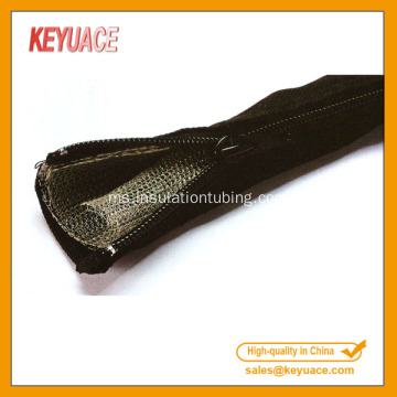 Zipper Shielding Sleeve Cable Braided Sleeve