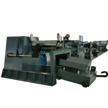 Embossing Cutting To Length Machine For Metal Sheet Shearing And Slitting