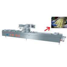 Fried Fish, Frozen Fish and Sugar Automatic Thermoforming Packing Machine