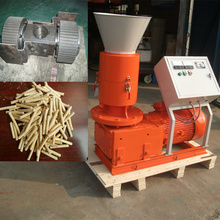 Roller Move Type Straw Pellet Machine