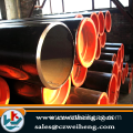 A333 Gr 6 Seamless steel pipe for low temperature service