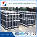 SBS membrana impermeável de betume modificado para telhados
