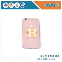 Individually Packed Microfiber Cell Phone Sticker