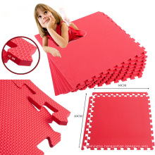 custom floor puzzle mat use eva foam mat cutting machine eva tatami yoga mat  factory directly for sale